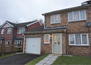 Thumbnail 3 bed semi-detached house to rent in Clos Dyfodwg, Llantwit Fardre