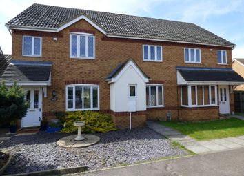 Thumbnail 2 bed terraced house for sale in Cartmel Priory, Bedford