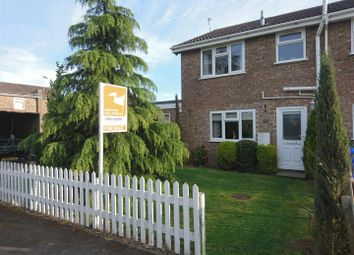 Thumbnail 1 bed end terrace house for sale in Peter Paine Close, Butterwick, Boston