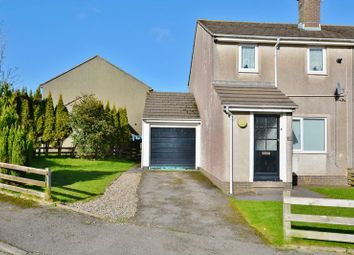 Thumbnail 2 bedroom semi-detached house to rent in Meadowfield Grove, Gosforth, Seascale