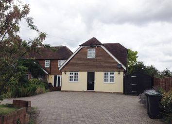 Thumbnail 2 bed detached house to rent in Lunsford, Larkfield