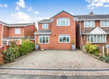 Thumbnail 3 bed detached house for sale in Bentley Lane, Willenhall