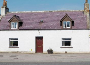 Thumbnail 3 bed semi-detached house for sale in Main Street, Golspie