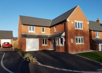 Thumbnail 4 bed detached house for sale in Adale Road, Smalley, Ilkeston
