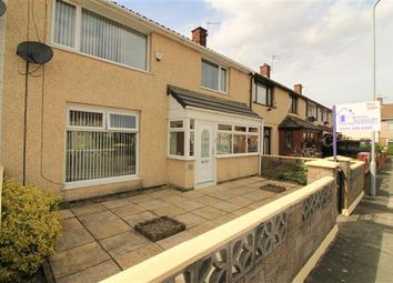 Thumbnail 3 bed terraced house for sale in Rhosesmor Close, Kirkby, Liverpool