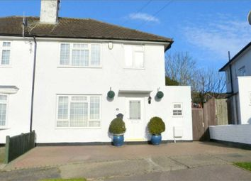 Thumbnail 3 bed semi-detached house for sale in Delius Close, Elstree, Borehamwood