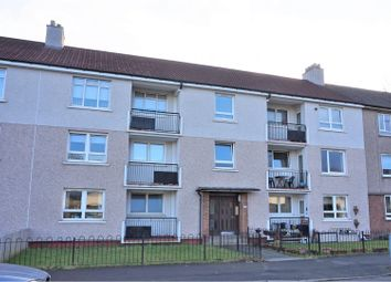 Thumbnail 2 bed flat for sale in 208 Sandwood Road, Glasgow