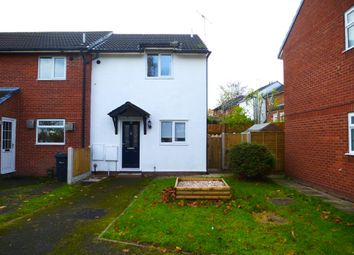 Thumbnail 2 bed end terrace house to rent in Quay Side, Frodsham