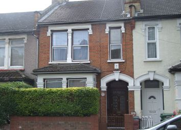 Thumbnail 3 bed terraced house for sale in Chesterford Road, London