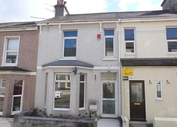 Thumbnail 4 bedroom terraced house for sale in Maida Vale Terrace, Mutley, Plymouth
