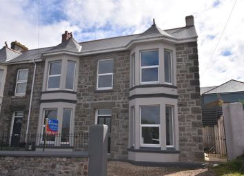 Thumbnail 5 bed semi-detached house for sale in Trew Parc, Pednandrea, Redruth