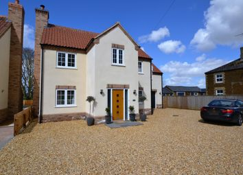 Thumbnail 4 bed detached house for sale in Litcham Road, Gayton, Kings Lynn