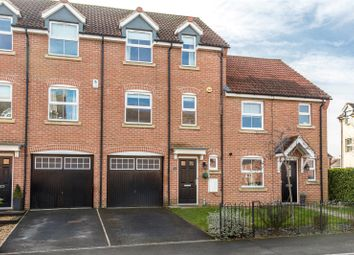 Thumbnail 3 bed terraced house for sale in Wells Drive, Hambleton, Selby