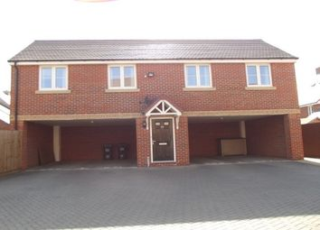 Thumbnail 2 bed property to rent in Walker Mead, Biggleswade