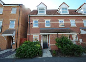Thumbnail 3 bed town house to rent in Sanders Way, Laughton Common, Dinnington