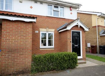 Thumbnail 2 bed semi-detached house to rent in Grifon Road, Grays