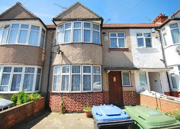 Thumbnail 3 bed terraced house for sale in Carlyon Close, Wembley, Middlesex