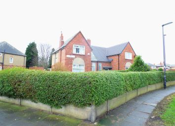Thumbnail 3 bed semi-detached house for sale in Goswick Avenue, High Heaton, Newcastle Upon Tyne