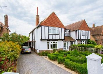 Thumbnail 4 bedroom semi-detached house for sale in Hartfield Road, Seaford
