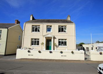 Thumbnail 4 bed detached house for sale in Ferryside