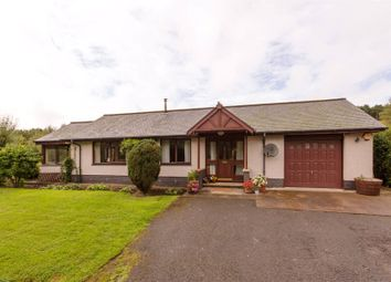 Thumbnail 5 bed bungalow for sale in Meadowspring, Waterheads, Peebles, Scottish Borders