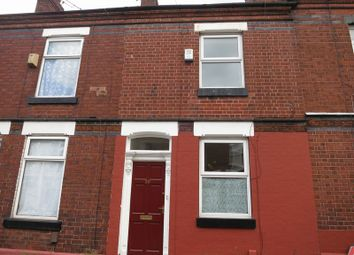Thumbnail 2 bedroom terraced house to rent in Churchill Street, Stockport