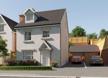 Thumbnail 4 bed detached house for sale in Plot 11, Maes Helyg, Vicarage Road, Llangollen