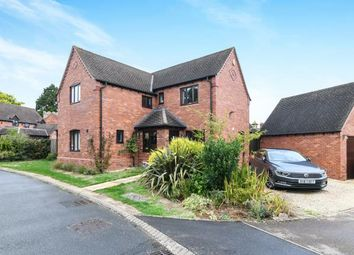 Thumbnail 4 bed detached house for sale in St. Michaels Close, South Littleton, Evesham, Worcestershire