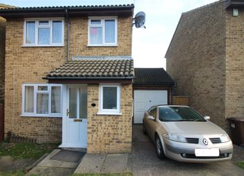 Thumbnail 4 bedroom detached house for sale in Illustrious Close, Chatham, Kent