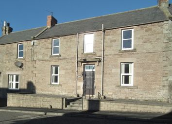 Thumbnail 2 bed flat for sale in Main Street, West End, Chirnside