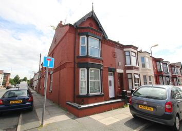 Thumbnail 4 bedroom terraced house for sale in Markfield Road, Bootle