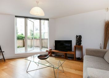 Thumbnail 2 bed flat for sale in Dovecote House, Water Gardens Square, Canada Water, London
