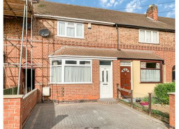 3 bed terraced house for sale in Rotherby Avenue, Leicester LE4