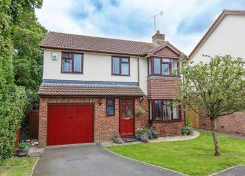 Thumbnail 4 bed detached house for sale in Chestnut Close, Cheriton Bishop, Exeter