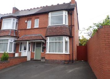 Thumbnail 4 bed semi-detached house for sale in Tennal Road, Harborne, Birmingham, West Midlands