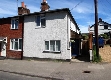 Thumbnail 2 bed semi-detached house for sale in London Road, Bagshot