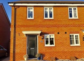 Thumbnail 2 bed semi-detached house for sale in Garland Place, Shifnal