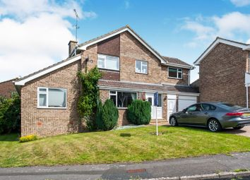Thumbnail 4 bed detached house to rent in The Pines, Faringdon