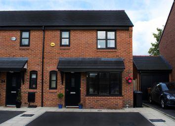 Thumbnail 3 bedroom semi-detached house for sale in Kensington Close, Heaton Moor