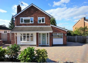 Thumbnail 3 bedroom detached house for sale in Sandyfields Road, Dudley