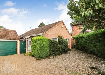 Thumbnail 2 bed detached bungalow for sale in Ropes Walk, Blofield, Norwich