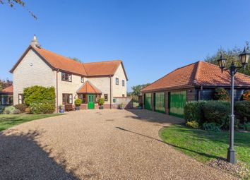 Thumbnail 5 bed detached house for sale in The Beeches, Mattishall, Dereham