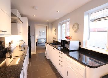 Thumbnail 3 bed terraced house for sale in Greystone Road, Carlisle