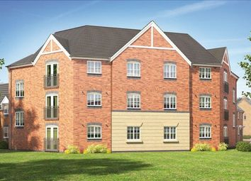 "Thumbnail 2 bed flat for sale in ""Mayflower Gardens Apartment"" at The Green, Church Street, Burbage, Hinckley"