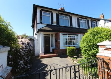 Thumbnail 3 bed semi-detached house to rent in Lancaster Avenue, Cleveleys