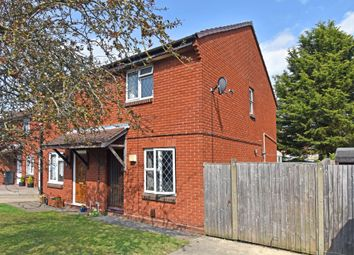Thumbnail 3 bed semi-detached house for sale in Brent Close, Thatcham
