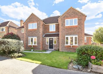 Thumbnail 5 bed detached house for sale in Wagtail Close, Horsham
