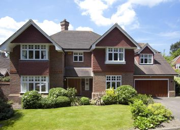 Thumbnail 5 bed detached house to rent in Wellington Place, Cobham