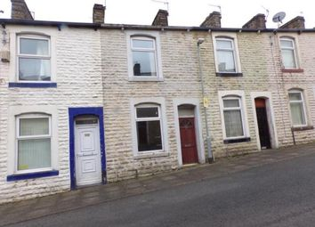 Thumbnail 2 bed terraced house for sale in Reed Street, Burnley, Lancashire