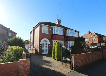 Thumbnail 3 bed semi-detached house for sale in Chestnut Avenue, Wheatley Hills, Doncaster, South Yorkshire